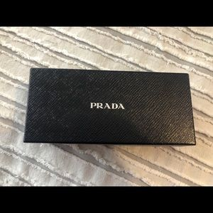 Prada sunglasses box